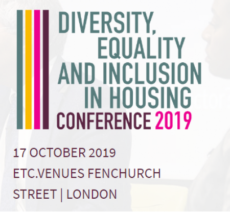 National Housing Federation Diversity, Equality and Inclusion in Housing Conference 2019