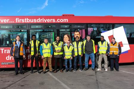 First Bus Course