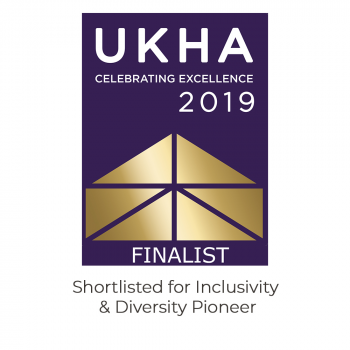 UKHA Shortlisted for Inclusivity  & Diversity Pioneer